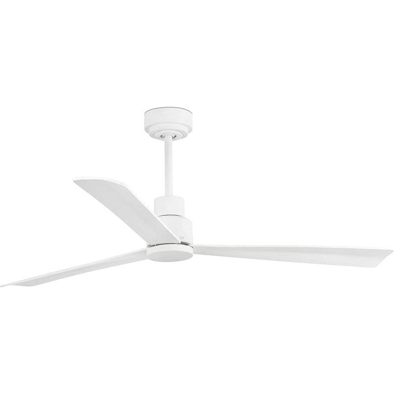 Faro Nassau Ventilador De Techo Con Mando 37W Blanco
