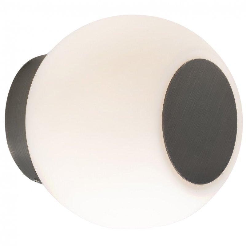 Faro Moy Lámpara De Techo LED Negra 4W Blanco Cálido