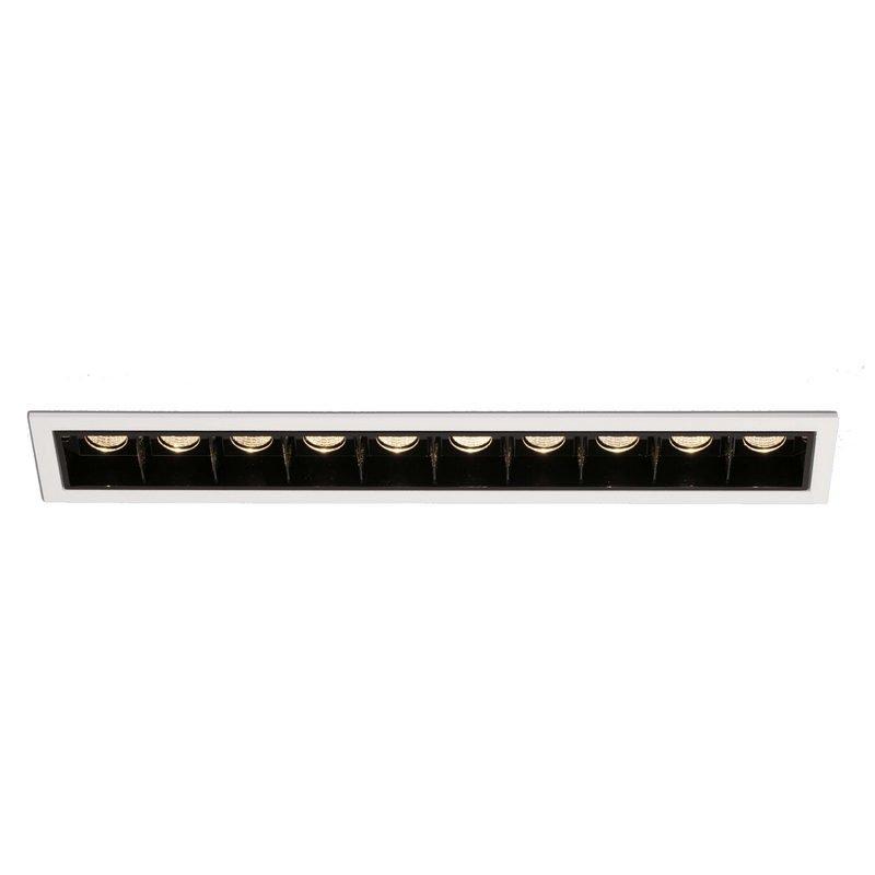 Faro Troop-10 Lámpara Empotrable De Techo LED 20W Blanco