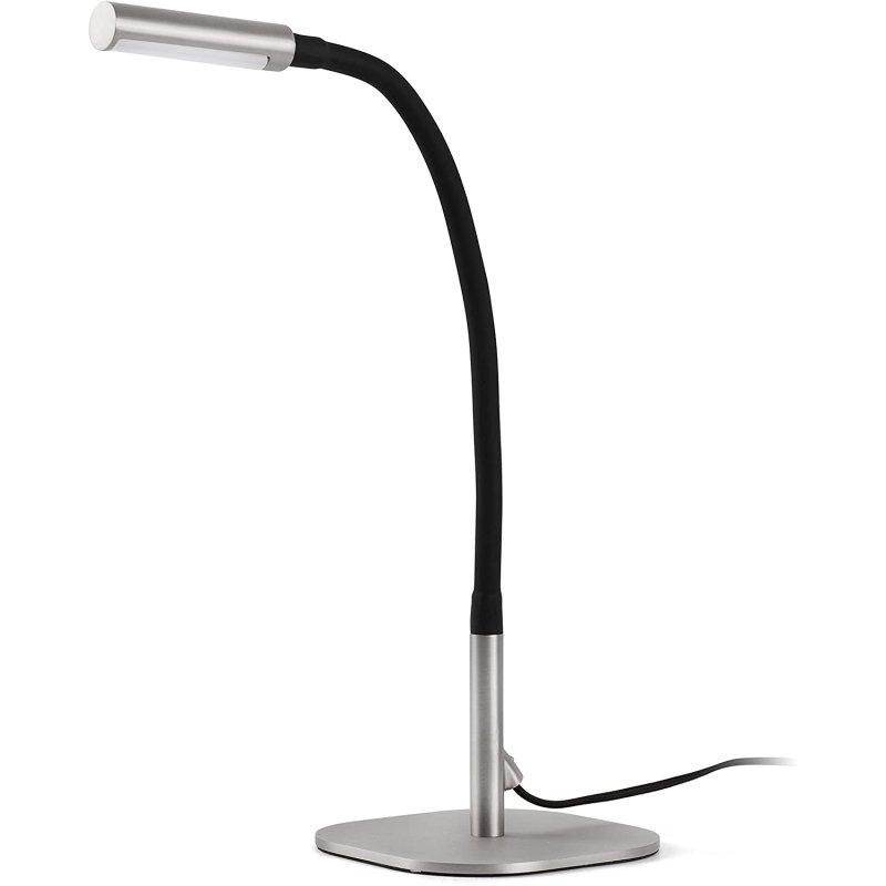Faro Serp Lámpara LED De Sobremesa 4W Níquel