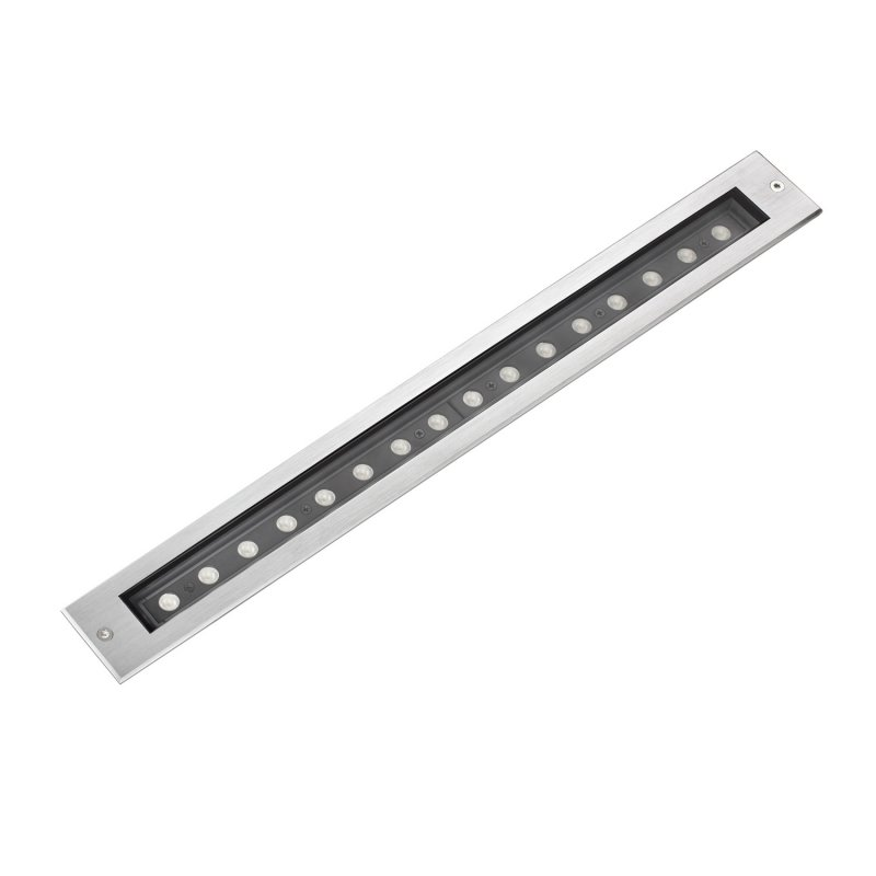 Faro Falls Panel LED Empotrable Orientable 60º 18W Blanco Cálido