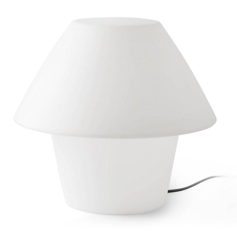 Faro Versus Lámpara De Sobremesa Portátil Blanca