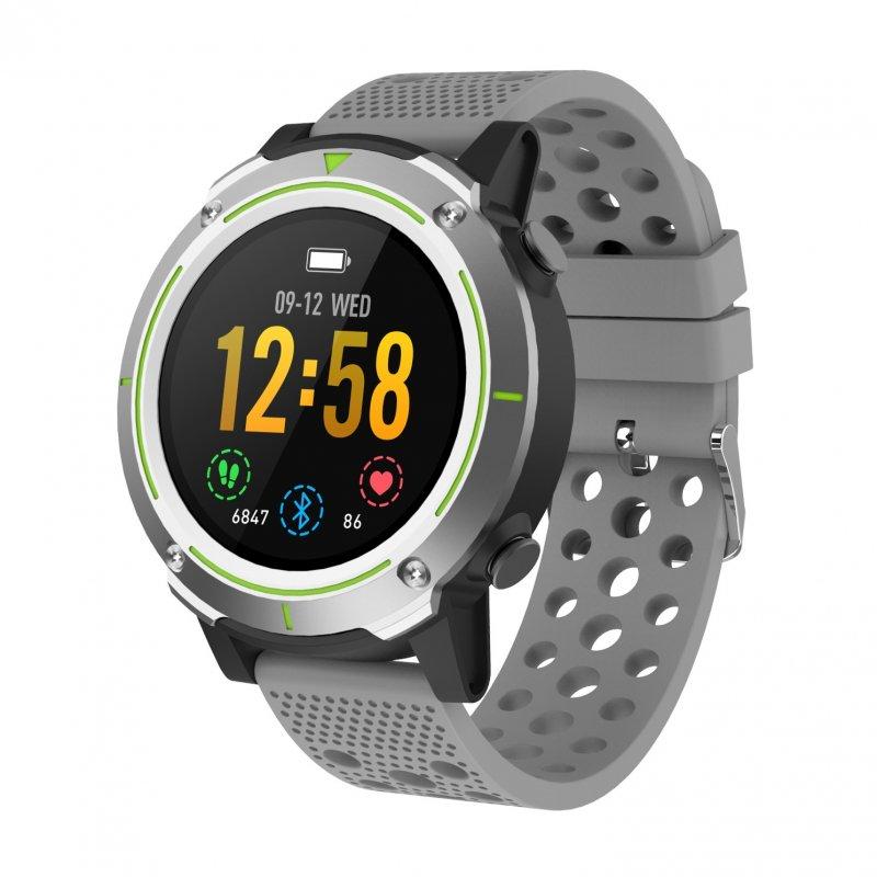 WeePlug GPS Explorer 4 Smartwatch Gris