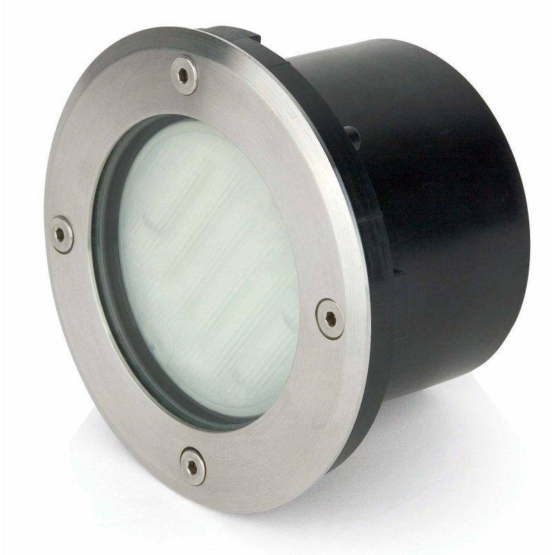 Faro Lio Foco LED Empotrable De Suelo 6W GX53 Blanco Cálido