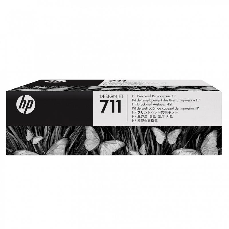HP 711 Cabezal De Impresión De Repuesto