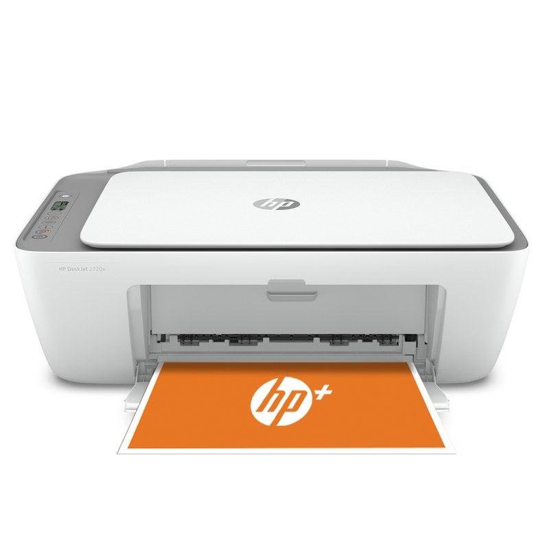 HP DeskJet 2720e Impresora Multifunción Color Wifi + 6 Meses de Impresión Instant Ink con HP+