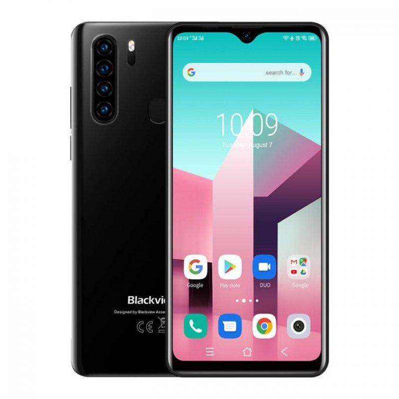 Blackview A80 Plus 2021 4/64GB Negro Libre