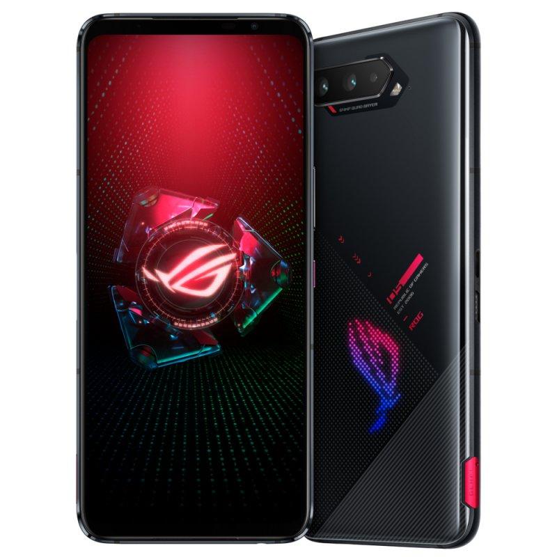 Asus ROG Phone 5 12/256GB 5G Negro Libre