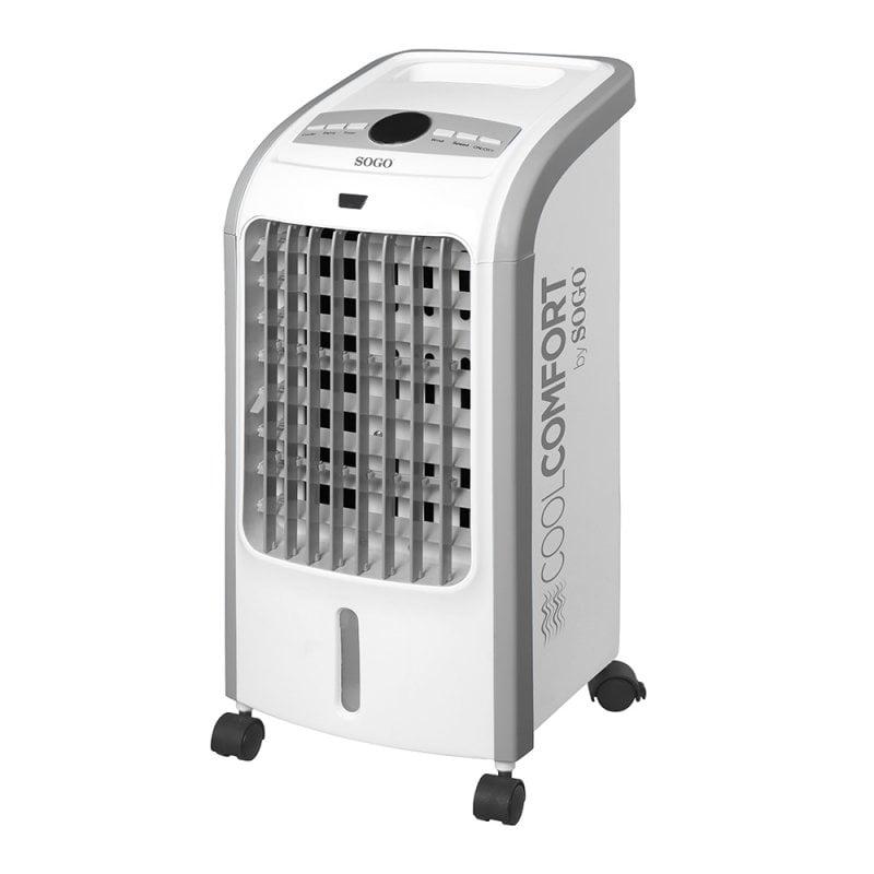 Sogo AIR-SS-21065 Climatizador Portátil Evaporativo 80W