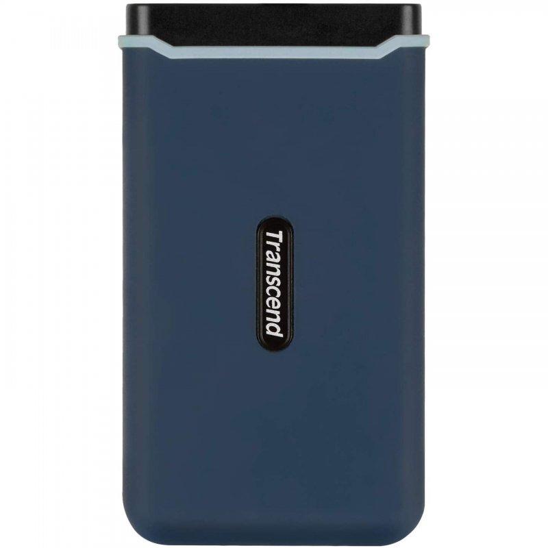 Transcend ESD370C SSD 1TB USB-C Azul