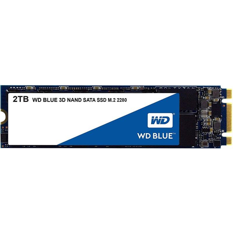 WD Blue SSD M.2 2TB SATA 3 3D NAND