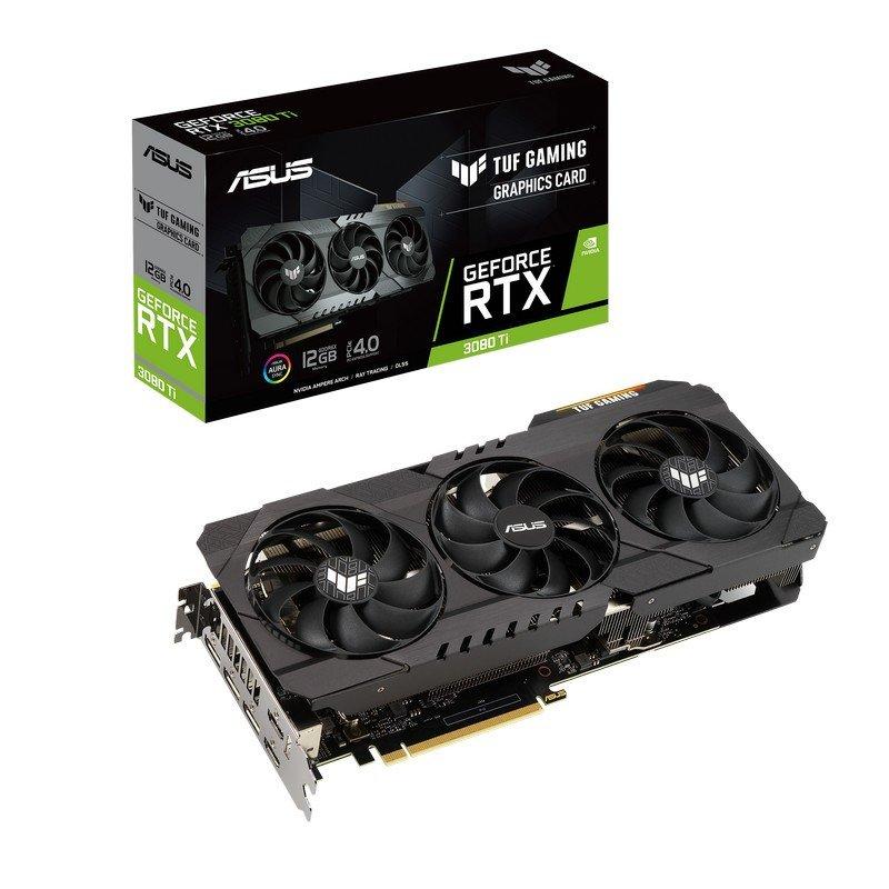 Asus TUF Gaming GeForce RTX 3080 Ti 12GB GDDR6X