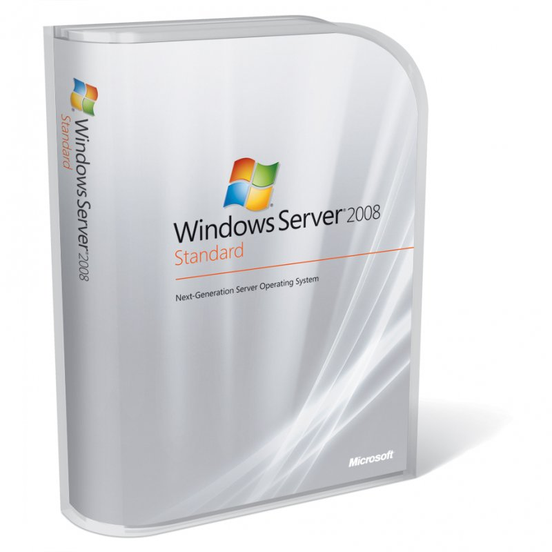 Microsoft Windows Server 2008 Standard 1 Licencia