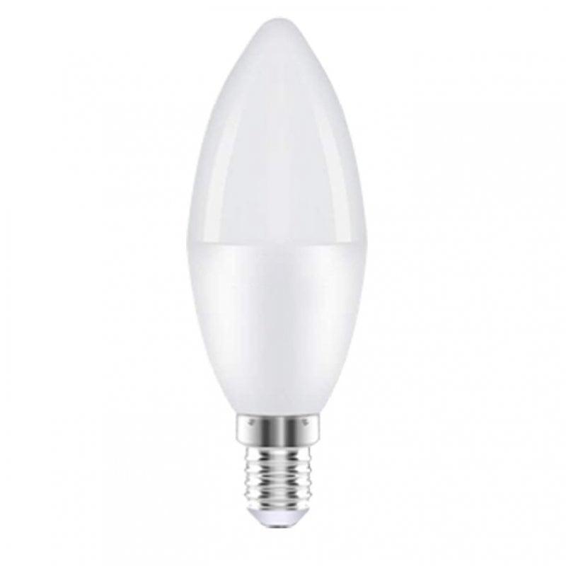 Extrastar Bombilla Vela LED E14 6W Blanco Neutro