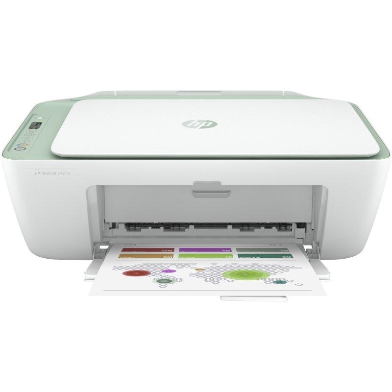HP DeskJet 2722e Multifunción Color Wifi