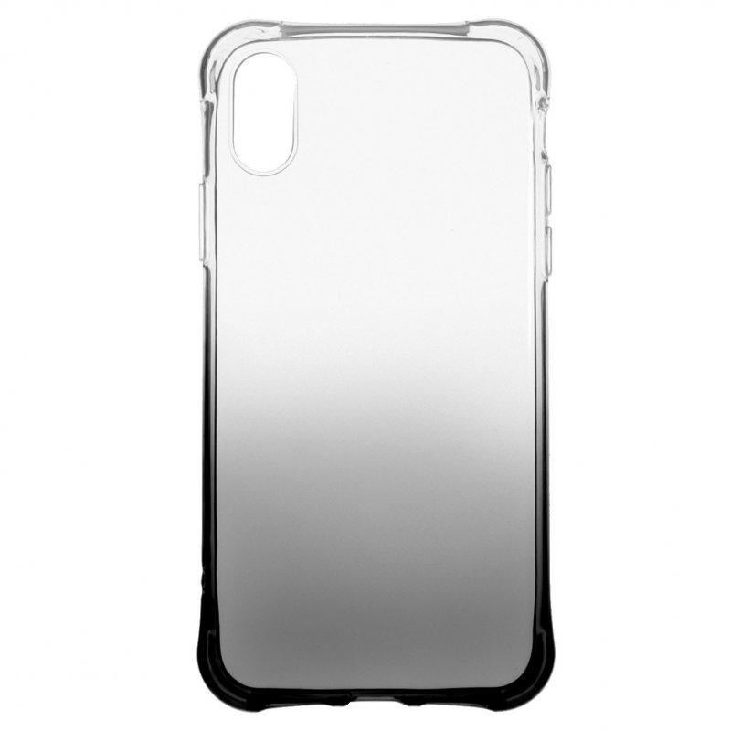 Funda Degradada Negra Para IPhone XR