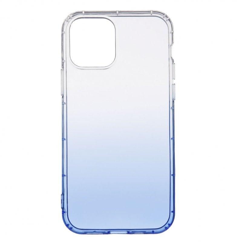 Funda Degradada Azul Para IPhone 12
