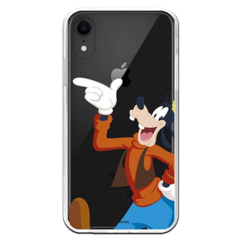 Funda Oficial Disney Goofy Transparente IPhone XR