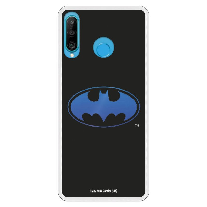 Funda Oficial DC Comics Batman Para Huawei P30 Lite