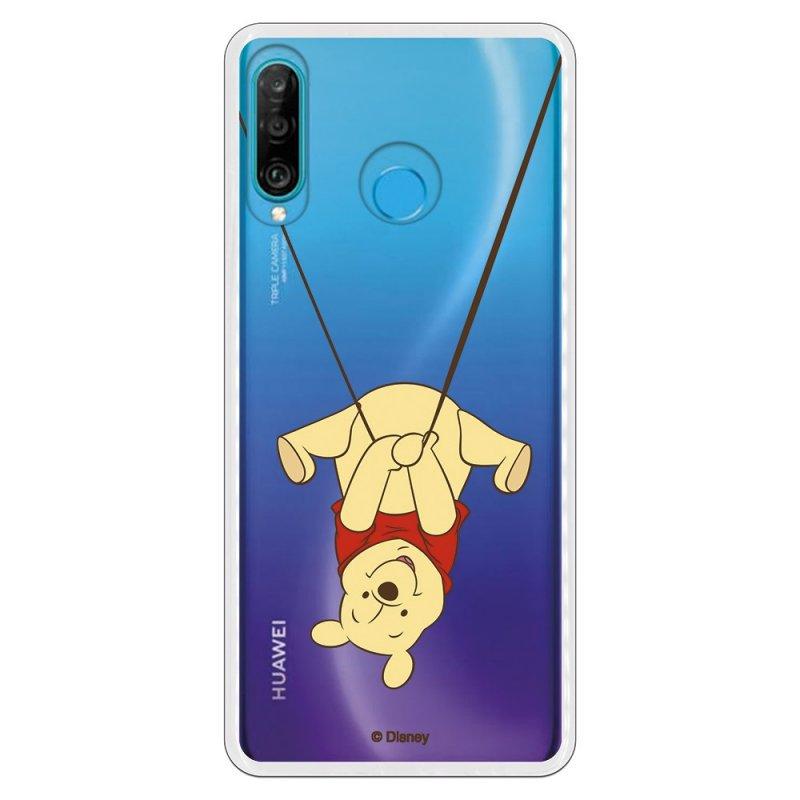 Funda Oficial De Disney Winnie Columpio Winnie The Pooh Para Huawei P30 Lite