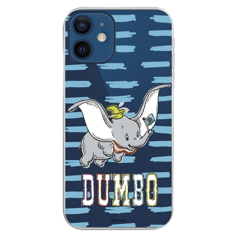 Funda Oficial De Disney Dumbo Flying Para IPhone 12