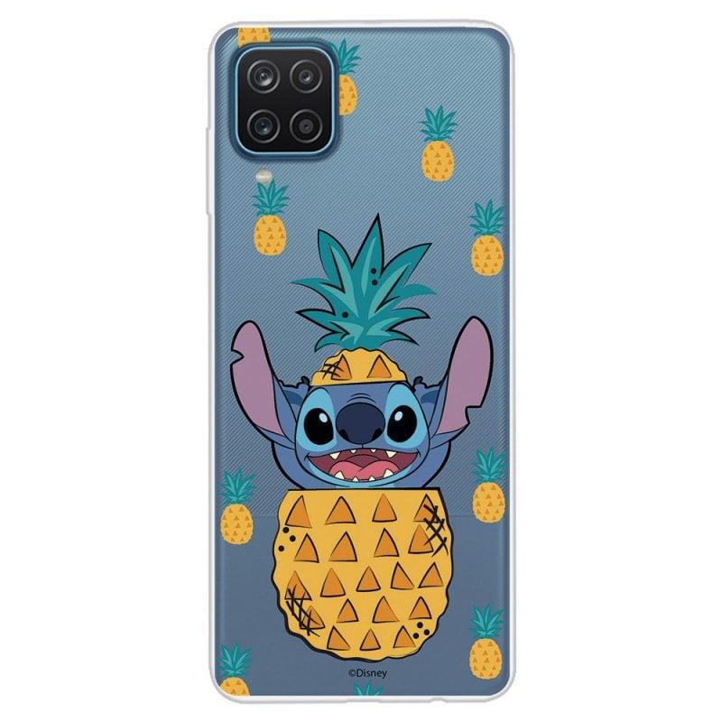 Funda Oficial de Disney Stitch Piñas Lilo & Stitch para Samsung Galaxy A12