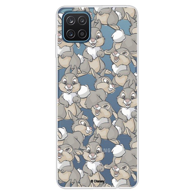 Funda  Oficial De Disney Tambor Patrones Bambi Para Samsung Galaxy A12