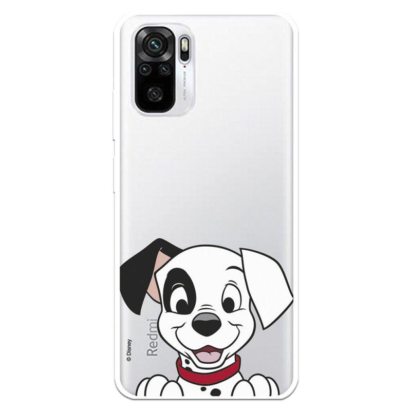 Funda Oficial De Disney Cachorro Sonrisa 101 Dálmatas Para Xiaomi Redmi Note 10