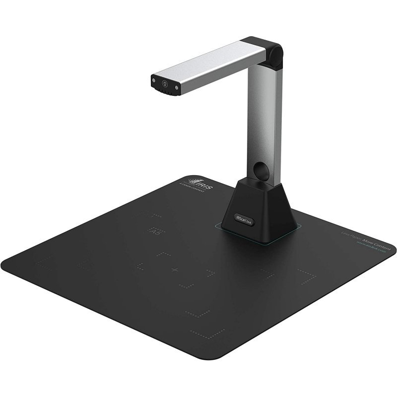 IRIScan Desk 5 Escáner De Libros