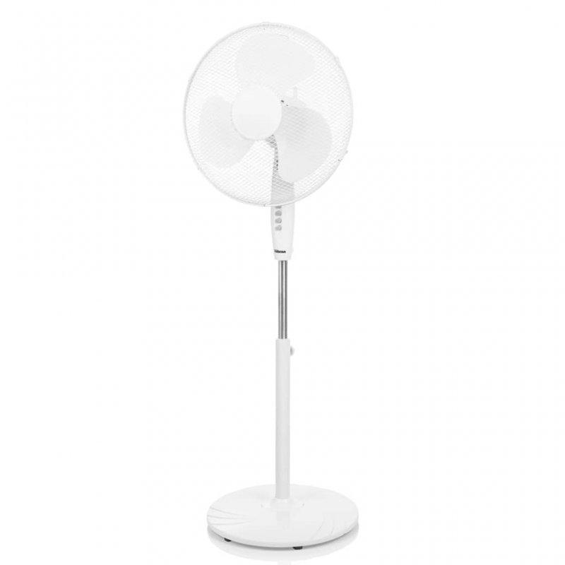 Tristar VE-5890 Ventilador De Pie 45W Blanco