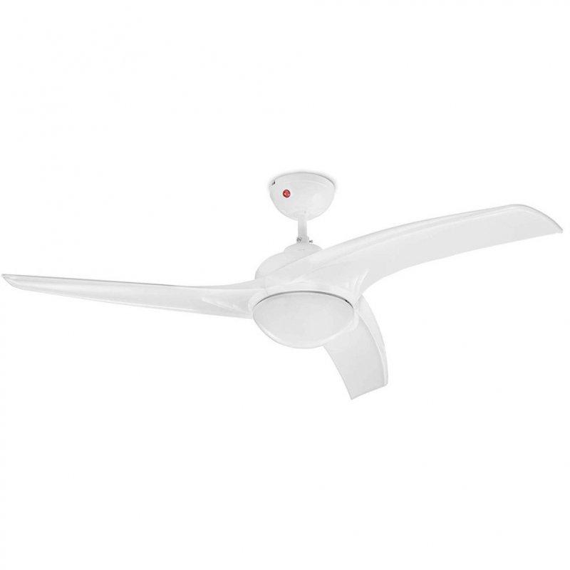 Tristar VE-5817 Ventilador De Techo Con Luz Y Mando 55W Blanco