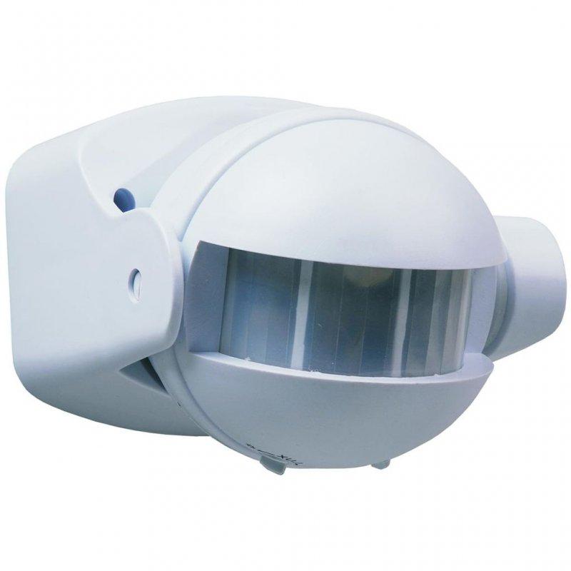 Smartwares ES34 Sensor De Movimiento 180° 12m Blanco
