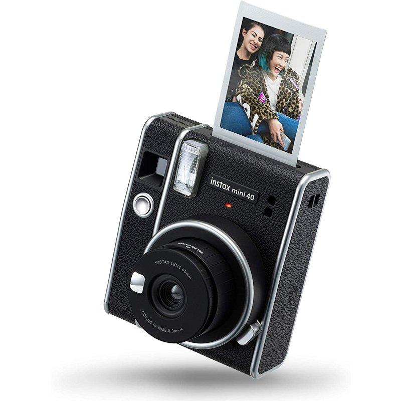 FujiFilm Instax Mini 40 Cámara Instantánea Negra