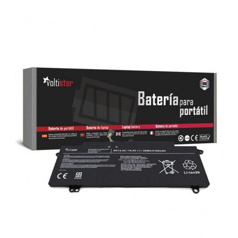 Voltistar Batería para Portátil Toshiba Tecra Z40 Z50 Z50-A Z50-A-11H Series PA5149U-1BRS