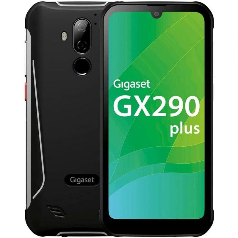 Gigaset GX290 Plus 4/64GB Negro Libre