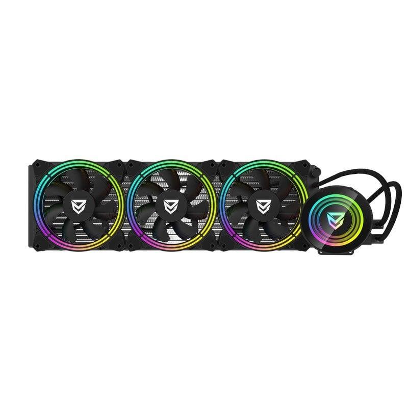 Nfortec Atria RGB 360 Black Kit de Refrigeración Líquida