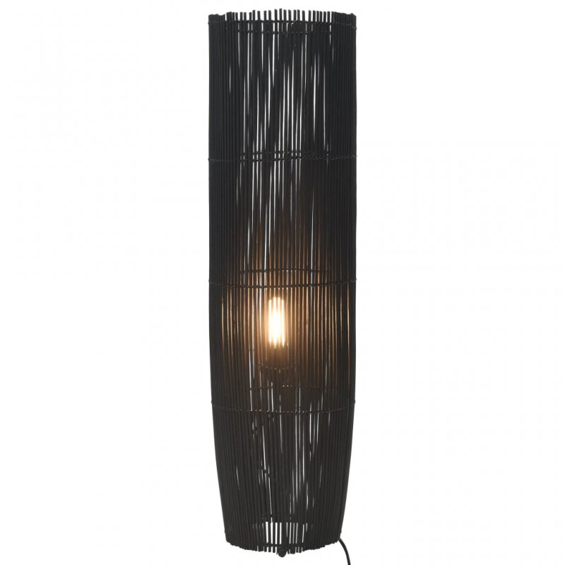VidaXL Lámpara De Pie Sauce E27 52cm Negro