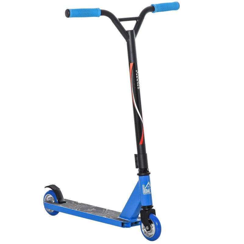 Homcom Patinete Para Acrobacias Azul