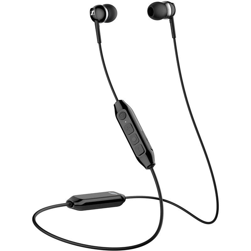 Sennheiser CX 350BT Auriculares Inalámbricos Negros