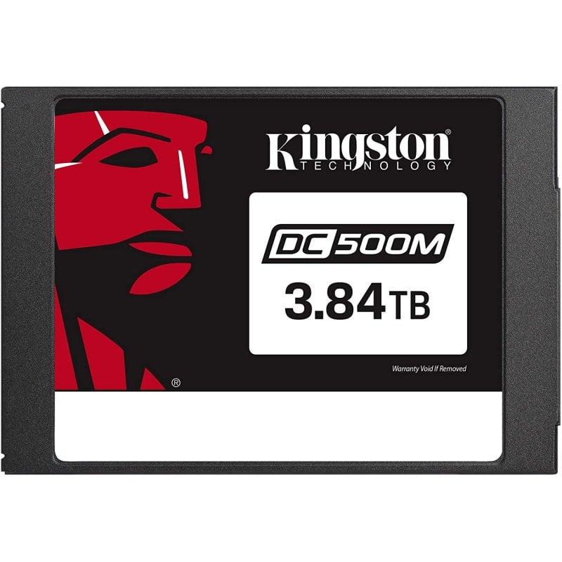 """Kingston DC500M SSD 2.5"""" 3.84TB SATA 3"""