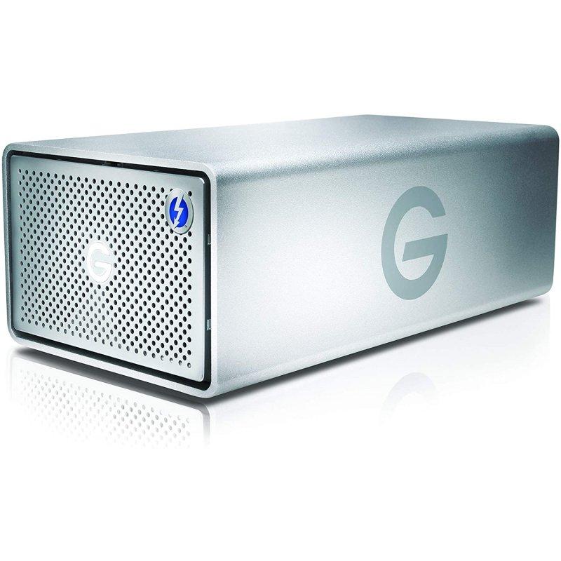 G-Technology G-Raid 28TB USB-C/Thunderbolt Plata