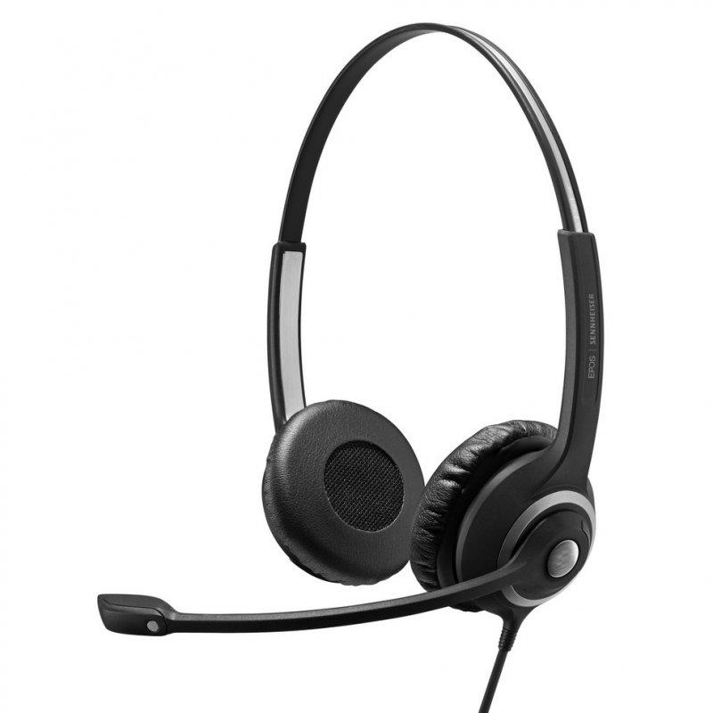 Sennheiser SC 260 Auriculares USB Negros