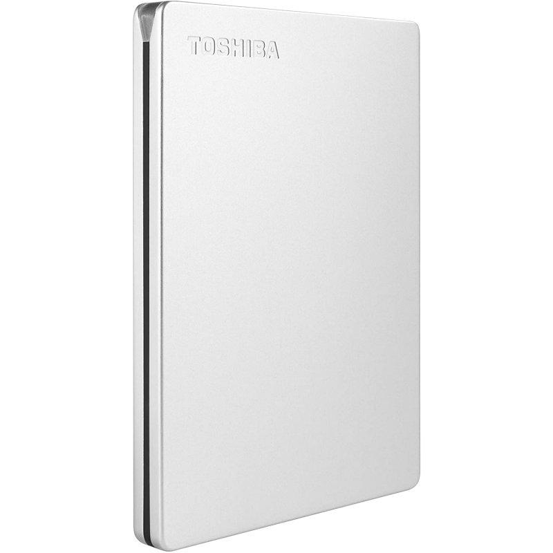 "Toshiba Canvio Slim 2.5"" 2TB USB 3.2 Blanco"