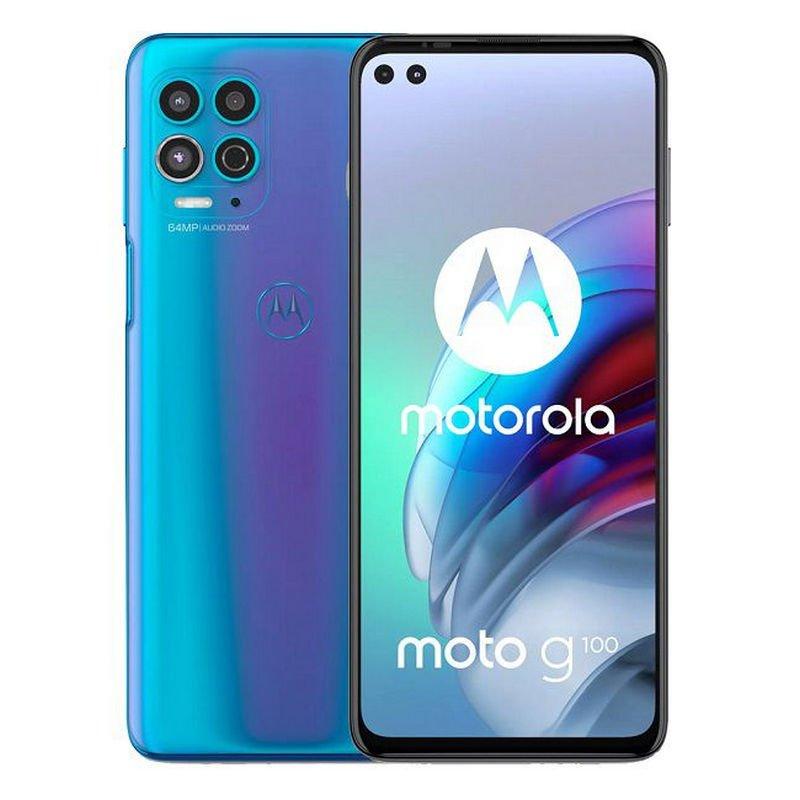 Motorola Moto G100 8/128GB 5G Azul Libre