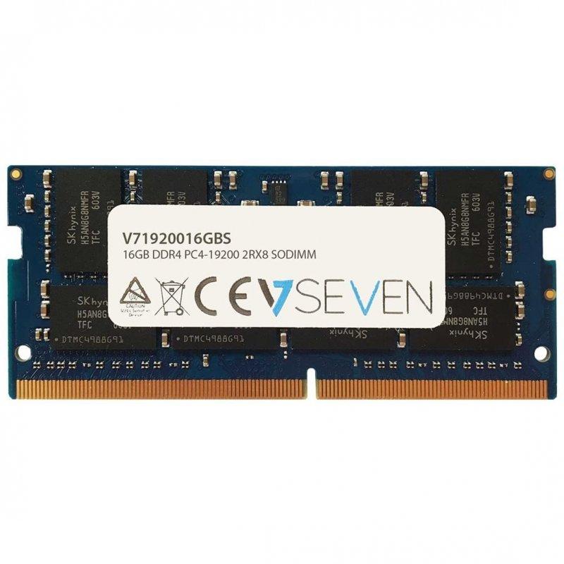 V7 SO-DIMM DDR4 2400MHz PC4-19200 16GB CL17