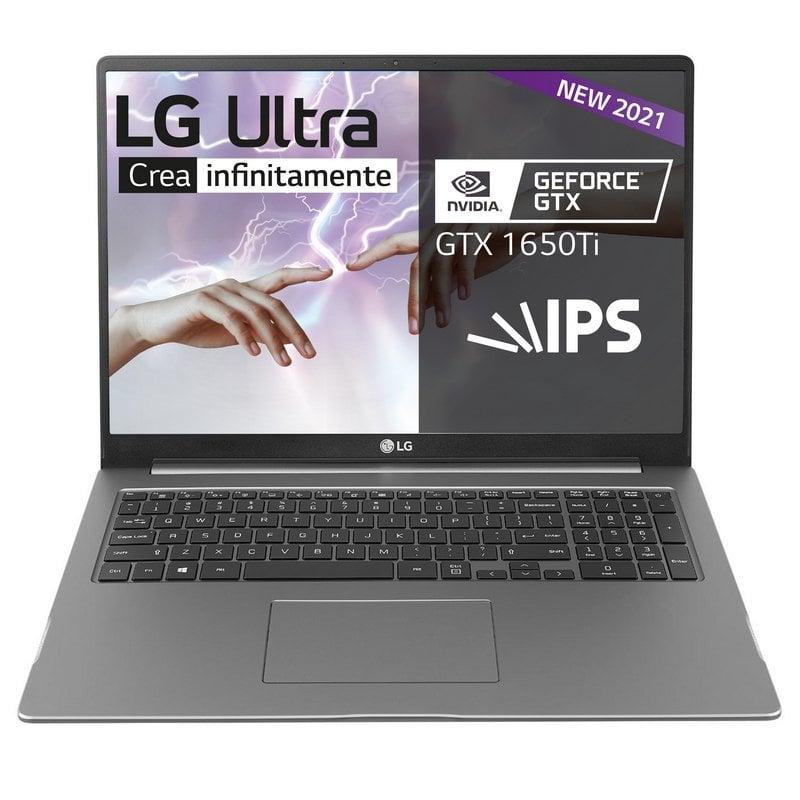 "LG Ultra 17U70P-P.AA78B Intel Core I7-1165G7/16GB/512GB SSD/GTX 1650 Ti/17"""