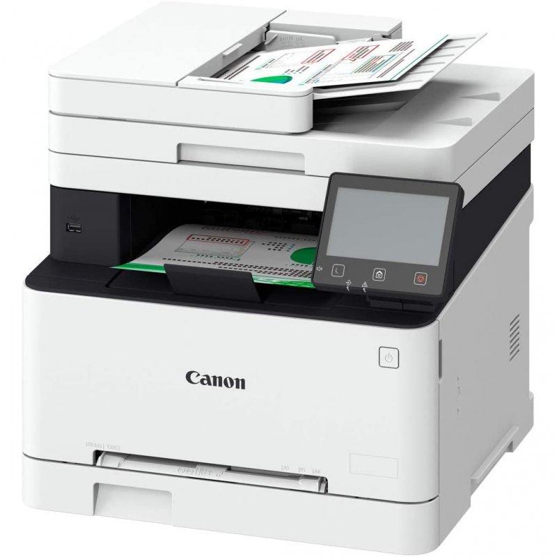 Canon I-Sensys MF742Cdw Multifunción Láser Color WiFi