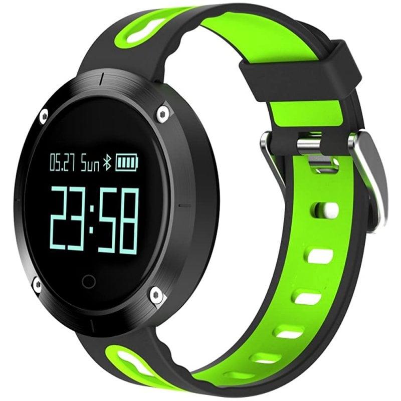 Billow XS30GP Smartwatch Negro/Verde