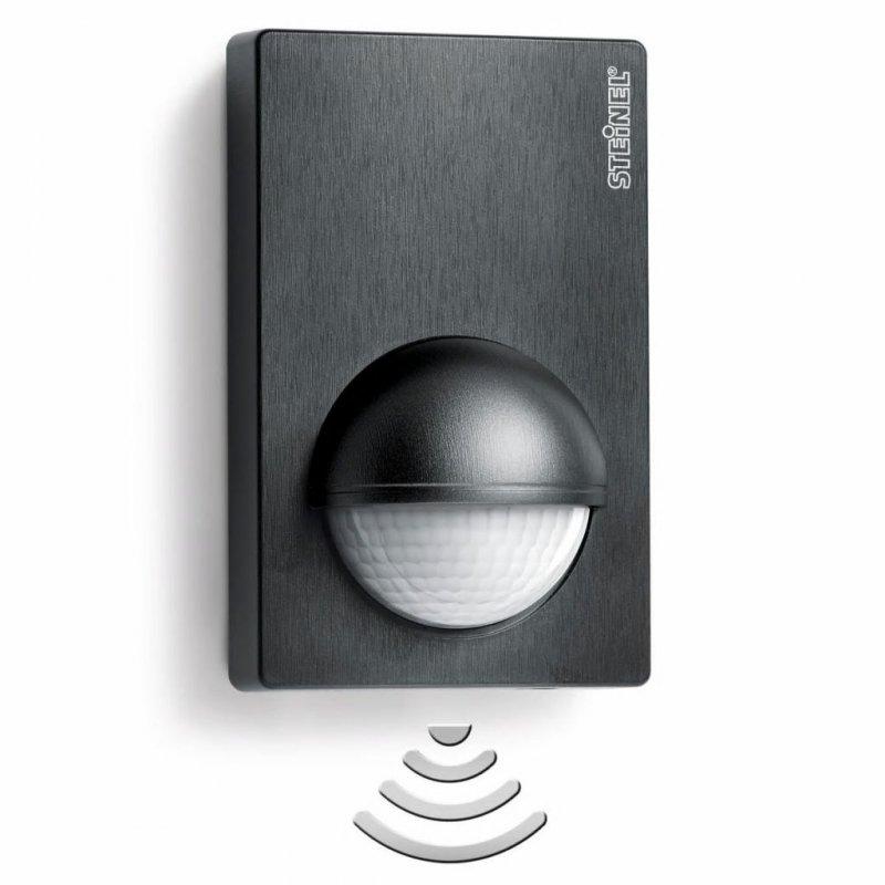 Steinel Is 180-2 Detector De Movimiento Infrarrojo Negro
