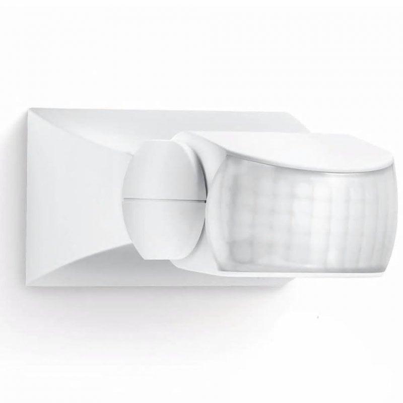 Steinel IS 1 Detector De Movimiento Infrarrojo Blanco